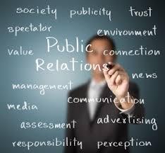 public relations @ social media